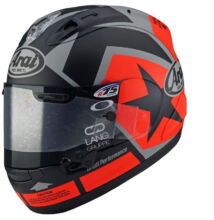 ARAI RX-7V Maverick Test