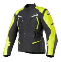 CLOVER Storm-2 WP motoros kabát sárga-fekete
