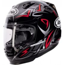 ARAI bukósisak Rebel Groove red