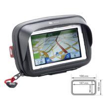 GIVI S954B GPS és telefontartó, motorra