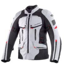 CLOVER Savana WP motoros kabát szürke-fekete
