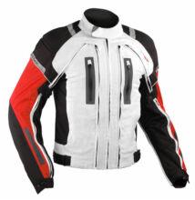 Motoros dzseki, A-PRO Aerotech 4in1, fehér-piros