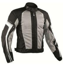 A-PRO Eolo nyári motoros dzseki szürke-fekete