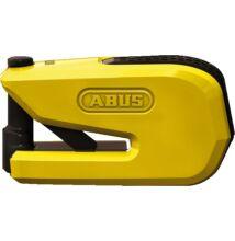 ABUS 8078 Detecto SmartX riasztós féktárcsazár, sárga