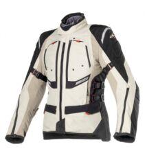 CLOVER GTS-3 WP Airbag motoros kabát homok-fekete
