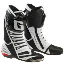 GAERNE GP1 EVO AIR sport motoros csizma fehér
