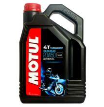 MOTUL 4T 3000 20W50 4 ütemű motorolaj 4L