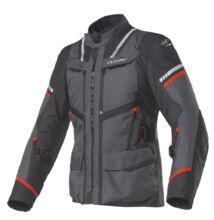 CLOVER motoros kabát, Savana-3, sötét szürke