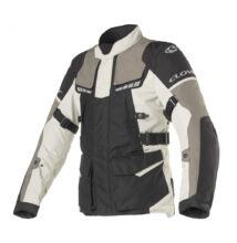 CLOVER Scout-3 WP motoros kabát, szürke-fekete
