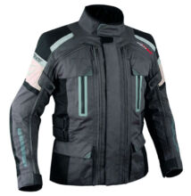 A-PRO Turatek 4in1 motoros kabát sötétszürke