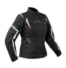 A-PRO Traveller Lady (női) motoros kabát fekete