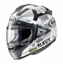 ARAI Chaser-X Navy White