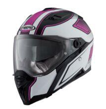 CABERG Stunt Blade matt fekete / fehér / pink