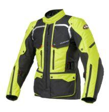 CLOVER motoros kabát, Savana-2 WP sárga-fekete