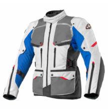 CLOVER Savana-2 WP motoros kabát, kék-fekete
