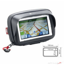 GIVI S953B GPS és telefon tartó, motorra