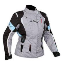A-PRO Traveller Lady (női) motoros kabát szürke