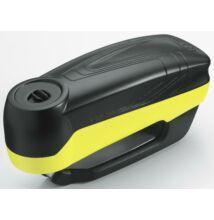 ABUS 7000 RS3 riasztós féktárcsazár sárga