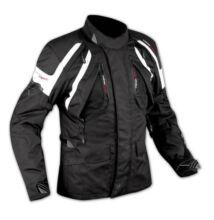 A-PRO Globe kabát fekete-fehér
