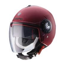 CABERG Riviera V3 matt red