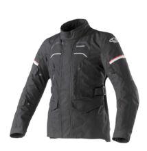 CLOVER Storm-3 motoros kabát, fekete