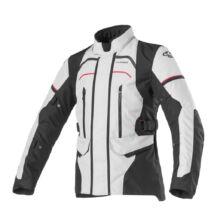 CLOVER Storm-3 motoros kabát, szürke-fekete