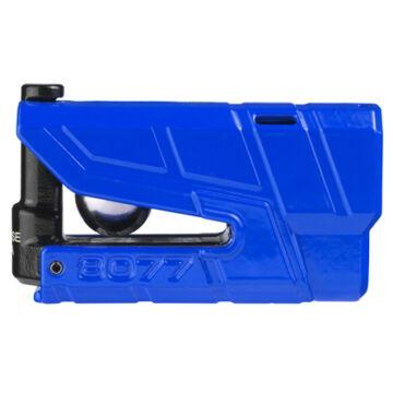 Riasztós féktárcsazár, ABUS 8077 Detecto X Plus, kék