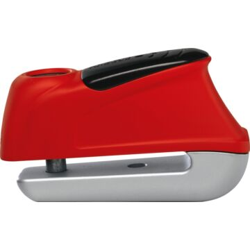 ABUS 350 Trigger Alarm 2.0 riasztós féktárcsazár piros