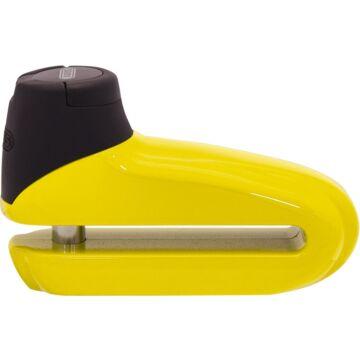 ABUS 300 Element féktárcsazár sárga