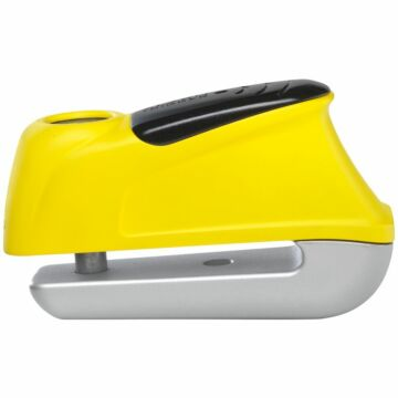 ABUS 350 Trigger Alarm 2.0 riasztós féktárcsazár sárga
