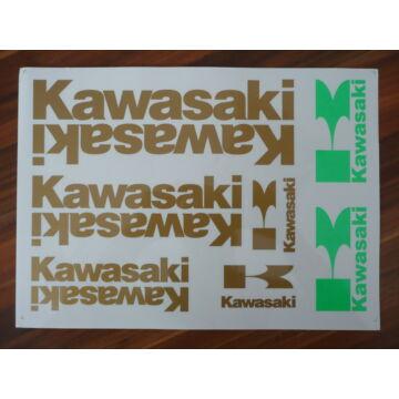 Matrica szett KAWASAKI 02