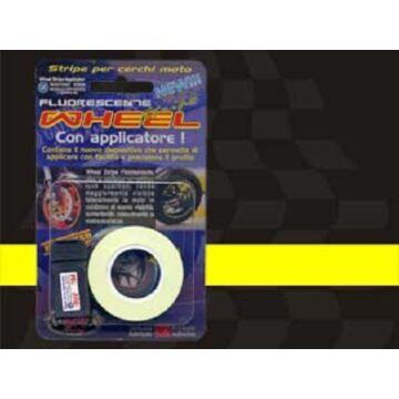 Matrica QUATTROERRE fluoreszkálós felnicsík sárga
