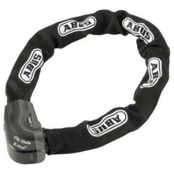 ABUS 1060/110 Granit City Chain motorlezáró lánc zárral
