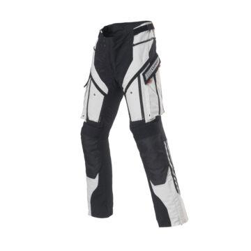 Motoros nadrág, CLOVER GTS-4 szürke/fekete