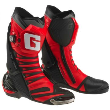 GAERNE GP1 EVO sportmotoros csizma piros