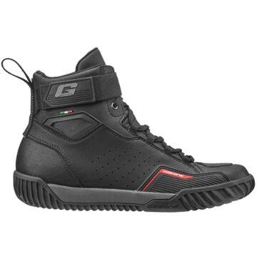 Motoros cipő, GAERNE Rocket, fekete