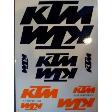 Matrica szett KTM 03