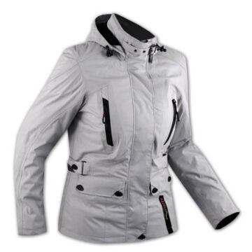 Motoros kabát, A-PRO Paris Lady, szürke