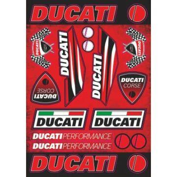 Matrica szett DUCATI 01