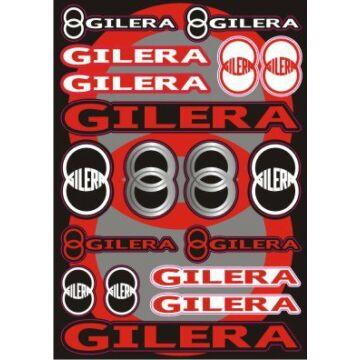 Matrica szett GILERA 01
