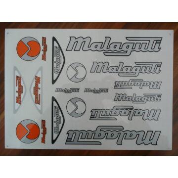 Matrica szett MALAGUTI 03