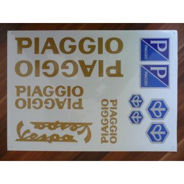 Matrica szett PIAGGIO 03