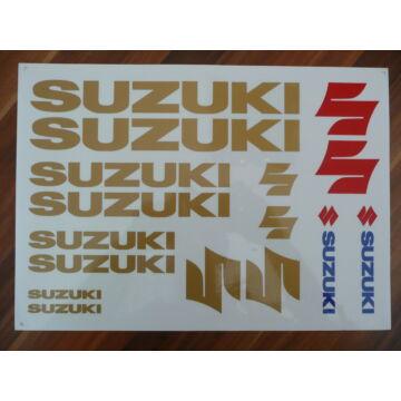 Matrica szett SUZUKI 07