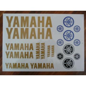 Matrica szett YAMAHA 06