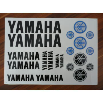Matrica szett YAMAHA 04