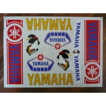 Matrica szett YAMAHA 08