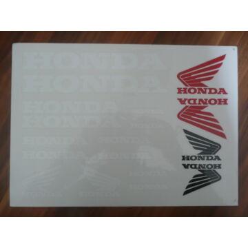 Matrica szett HONDA 06