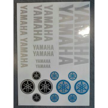 Matrica szett YAMAHA 10