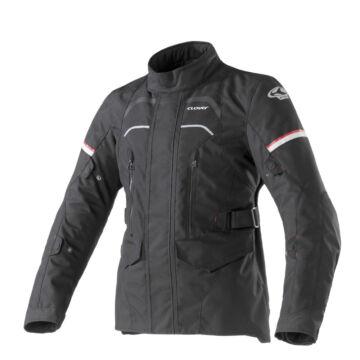 Motoros kabát, CLOVER Storm-3, fekete