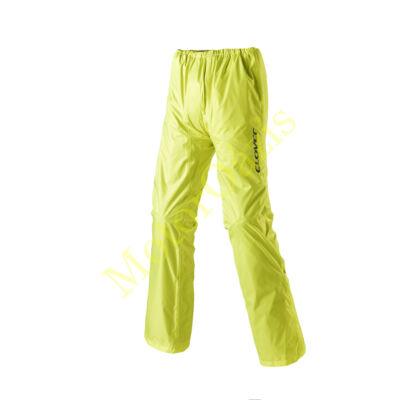 CLOVER Wet-Pro sárga motoros esőruha (esőnadrág)